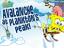 Avalanche at Plankton`s Peak!
