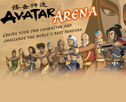 Play Avatar Arena on nickindia.com. Create your own Bending Master and battle for supremacy!