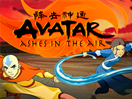 Avatar Ashes in the air
