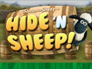 Play Hide N Sheep on nickindia.com. Use your memory skills to pick which barrels those pesky sheep are hiding under!
