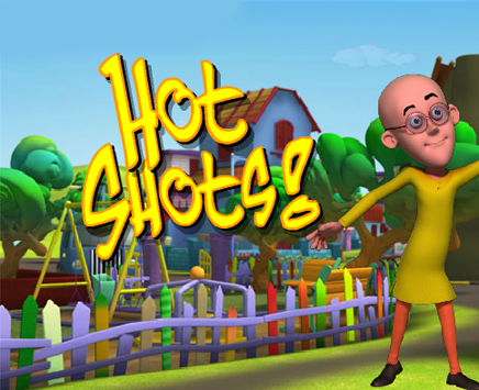 Play Hot Shots on nickindia.com. Get all the balls into the basket as fast as you can!