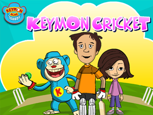 Keymon cricket