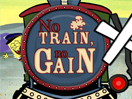Spongebob No Train, No Gain