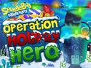 Spongebob Operation Holiday Hero