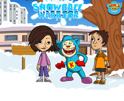 Snowball Warrior