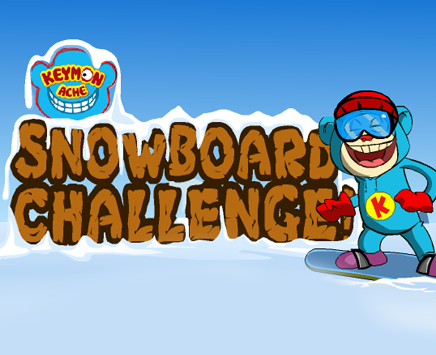 Play Snowboard Challenge on nickindia.com. Play now to take the Snowboard challenge with Keymon and clock your highscore.