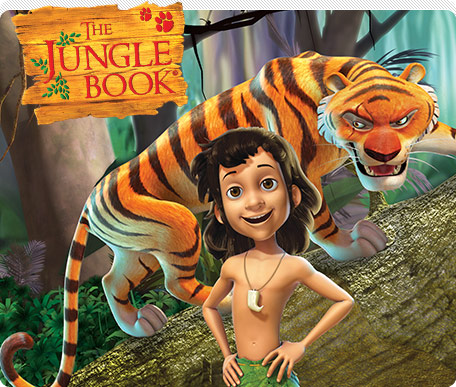 jungle book theme