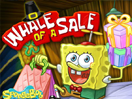 Spongebob Squarepants: Whale Of A Sale