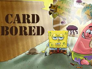 Spongebob Squarepants: Cardbored
