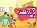 E-Card - Happy Children's Day