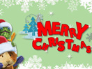 Christmas e-cards - Wonder Pets