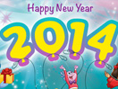 Happy New Year 2014 from Nick JR!