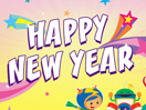 Happy New Year - 2014! from Team Umizoomi!