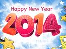 Happy New Year - 2014!