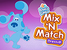 Blue's Mix 'n Match Dressup