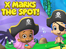Bubble Guppies X Marks the Spot