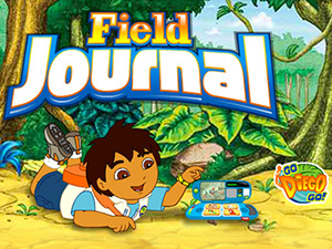 Diego Field Journal