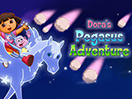 Dora's Pegasus Adventure Game
