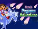 Dora's Pegasus Adventure Game
