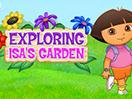 Dora Exploring Isa's Garden