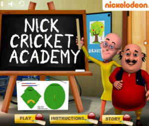 Nick Cricket Academy