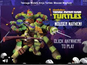 Teenage Mutant Ninja Turtles: Mouser Mayhem