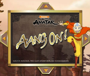 Avatar The Last Airbender: Aang On