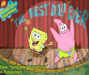 Spongebob Squarepants: The Best Day Ever