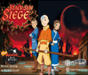 Avatar Day Of Black Sun: Black Sun Siege