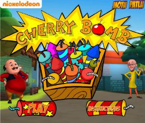 Motu Patlu: Cherry Bomb