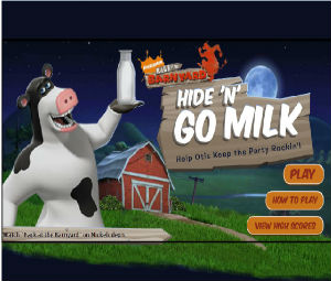 Back At The Barnyard: Hide
