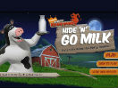 Back At The Barnyard: Hide 'N' Go Milk