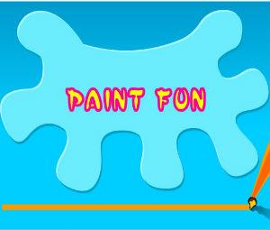 Motu Patlu: Paint Fun