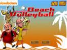 Motu Patlu Beach Volleyball