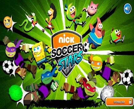 Nick Soccer Star