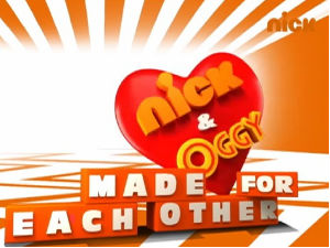 Oggy and Nick Made For Each Other