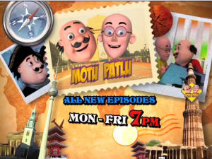Motu Patlu- WorldTour Promo