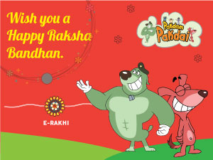 Wish You a Happy Raksha Bandhan!
