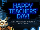 Happy Teachers Day E-Card (2)