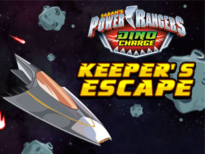 Power Rangers Dino Charge: Keeper