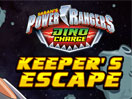 Power Rangers Samurai Keeper`s Escape