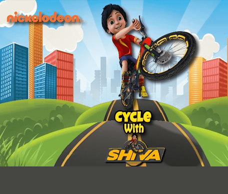 Cycle With Shiva