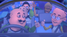 Motu Patlu In Alien World