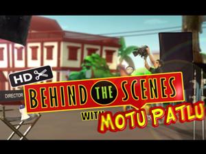 Motu Behind The Scenes Motu Patlu