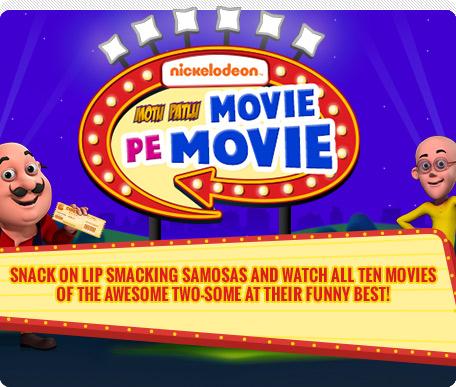 Motu Patlu Movie Pe Movie