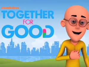 Nickelodeon Together For Good