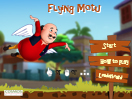 Play Flying Motu on nickindia.com. Help Motu fly and collect stars without hitting the obstacles.