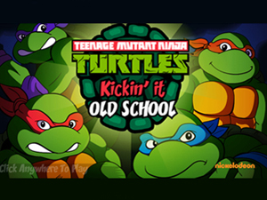 Teenage Mutant Ninja Turtles: Kickin� It Old School