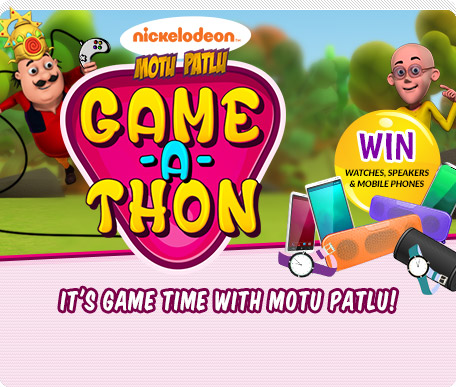 Nickelodeon Game-A-Thon