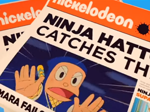 Nick HD Plus All New Episodes Of Ninja Hattori